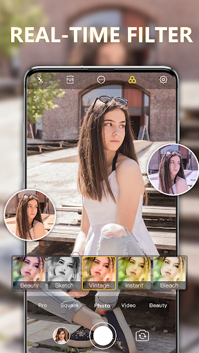 HD Camera - Quick Snap Photo & Video 1.7.8 Screenshots 3