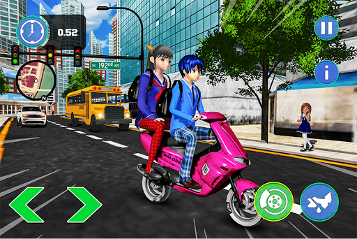 Virtual High School Life Simulator Offline 2020  screenshots 1