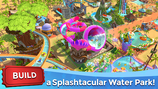 RollerCoaster Tycoon Touch - Build your Theme Park  screenshots 12