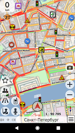 bGEO GPS Navigation  screenshots 3