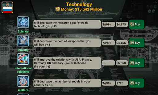 Asia Empire 2027 screenshots 6