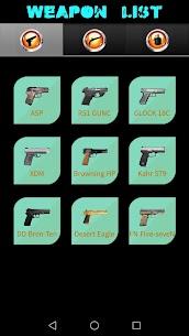 Weapons Simulator 5.9 MOD Apk Download 1