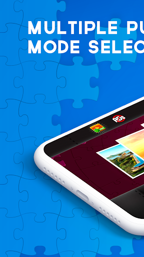 Jigsaw Free - Popular Brain Puzzle Games 4.9 screenshots 1