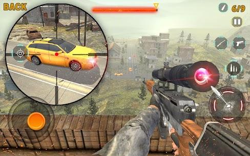 Sniper Shot Gun Shooting Games Hack Cheats (iOS & Android) 5
