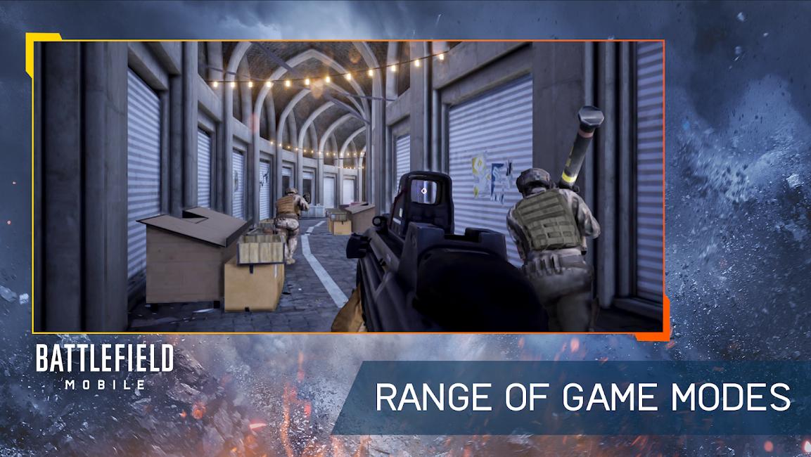 Battlefield Mobile APK chính thức 2