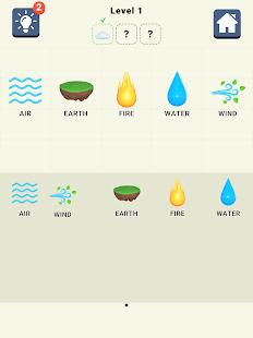 Elements Merge