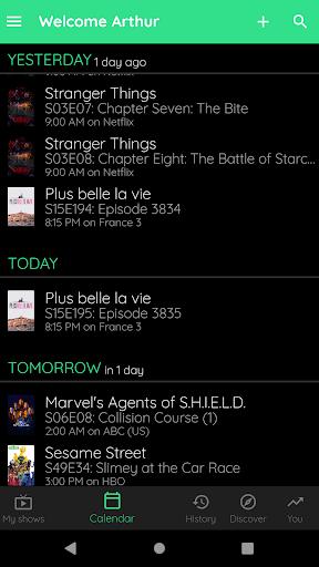 TV Show & Movie Tracker - Trakt client 290 screenshots 4
