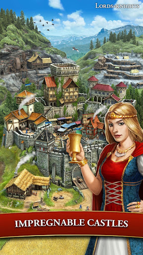 Lords & Knights - Medieval Building Strategy MMO 8.12.0 screenshots 3