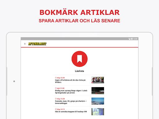 Aftonbladet Nyheter 4.30.1 Screenshots 15