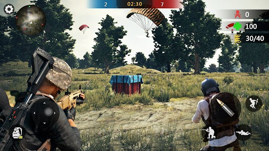 Gun Strike: FPS Strike Mission- Fun Shooting Game Screenshot