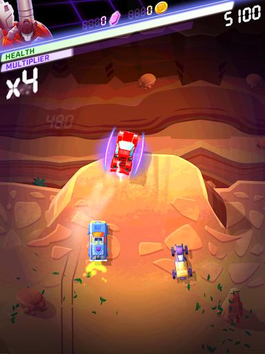 Transformers Bumblebee Overdrive: Arcade Racing 1.5 Screenshots 16