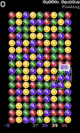 Classic Bubble Breaker(free) screenshots 1