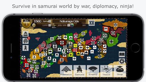 The Samurai Warsu3010Samurai Real Portraitu3011  screenshots 2