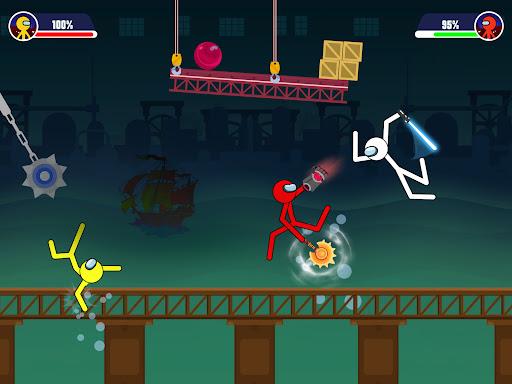 Stick Fights: Stickman Battle 1.0 screenshots 4