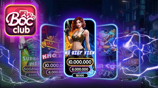 Game Nổ Hũ - Danh Bai Doi Thuong : Bốc Club 1.0.0 screenshots 1