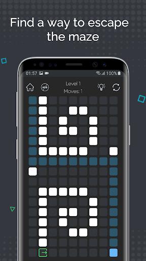 Tricky Maze: labyrinth escape, puzzle mazes & more 1.2.0 screenshots 1