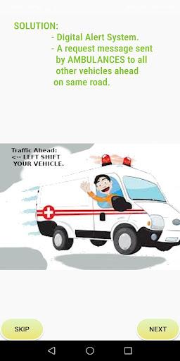 savinglane : lifesaver - give way, save lives screenshot 3