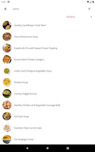 Healthy Recipes 5.45 screenshots 18