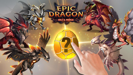 Dragon Epic - Idle & Merge - Arcade shooting game 1.159 screenshots 7