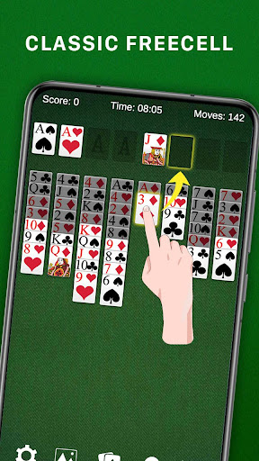 AGED Freecell Solitaire 1.1.14 screenshots 1