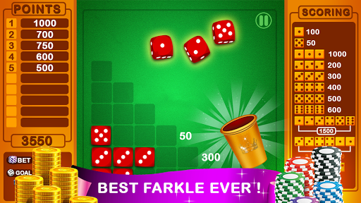 Farkle King : The Dice Game apkmr screenshots 2