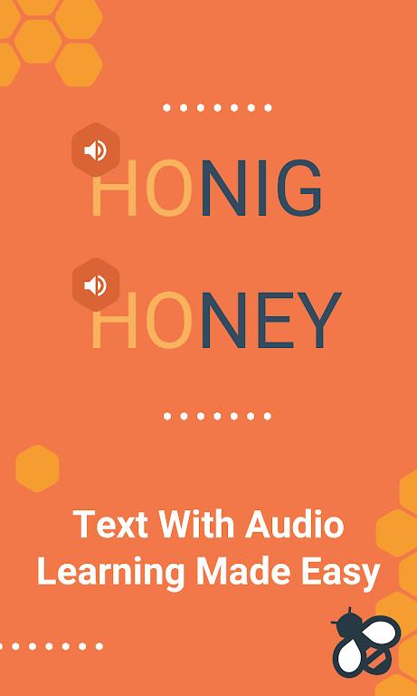 Beelinguapp: Learn Spanish, English, French & More  poster 3