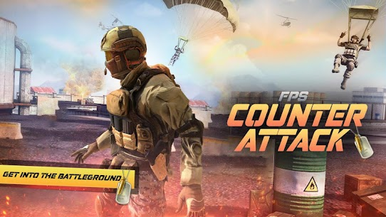 FPS Counter Attack: Real Commando Mission Hack Online [Android & iOS] 1