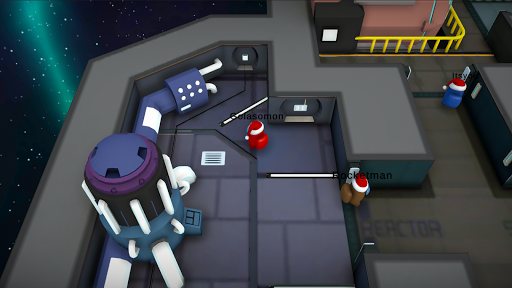 Among Christmas - Among us in 3D 1.3.1 screenshots 22