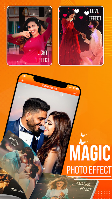 VFLY-Magic : Video Magic effects Maker  poster 3