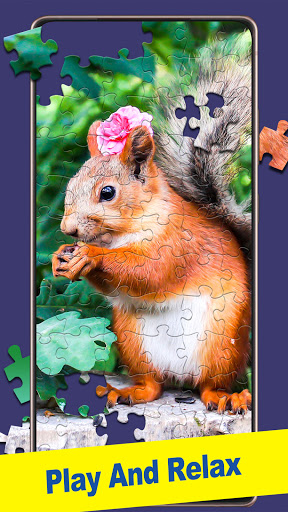ColorPlanetu00ae Jigsaw Puzzle HD Classic Games Free apkpoly screenshots 4