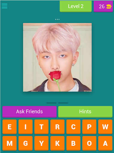 BTS ARMY - word quiz game 2020 android2mod screenshots 17