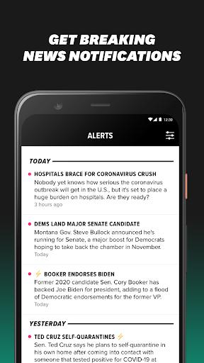 HuffPost - Daily Breaking News & Politics 25.1.0 Screenshots 3