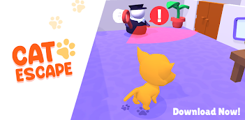 How to Download and Play Cat Escape on PC, for free!