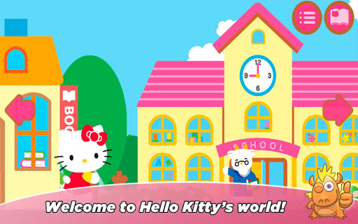 Hello Kitty All Games for kids  screenshots 9