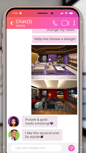 Life of Millionaires - Play, design & get rich! 1.2.0 screenshots 1
