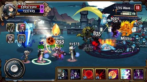 Vampire Slasher Hero 1.0.2 screenshots 6