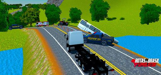 Rotas Do Brasil Simulador Apkfinish screenshots 2