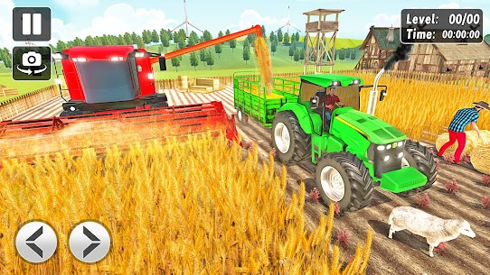 Tractor Farming Simulator 2021 Apk Download 4