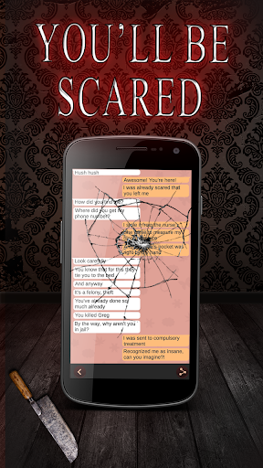 Alexandra - Scary Stories Chat  Paidproapk.com 4