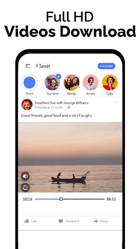 Video Downloader - Private File Downloader & Saver android2mod screenshots 19