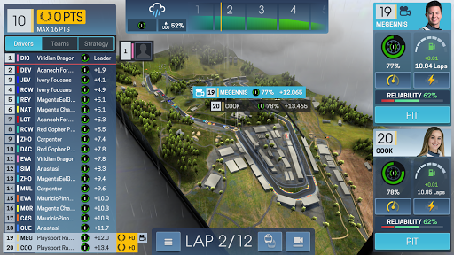 Motorsport Manager Racing  Screenshots 4