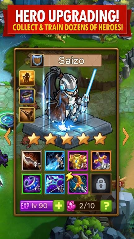 Magic Rush: Heroes  poster 14