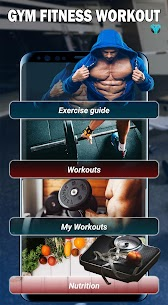 Gym Fitness & Workout : Personal trainer PRO 1