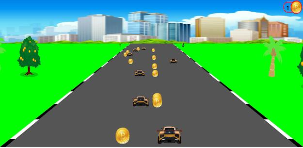 Bitcoin Car Racing Hack Game Android & iOS 4