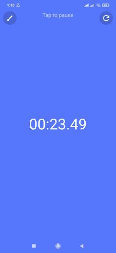Simple & Easy Stopwatchのおすすめ画像3