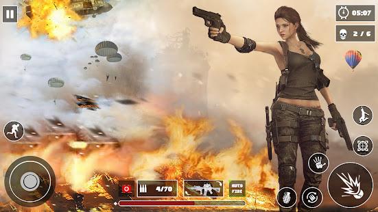 Fire free Legend Squad: Counter Terrorist Shooting