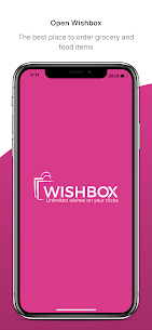 Wishbox- A Friendly online food delivery platform 4.0 Mod Android Updated 1