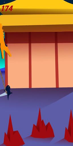 Ninja Hero: Rope Escape  screenshots 3