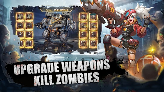 Doomsday of Dead MOD APK (ONE HIT) Download Latest Version 3