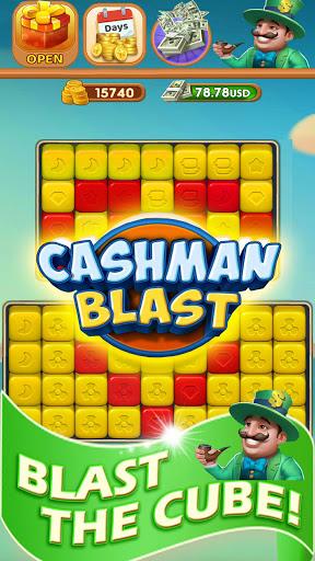 Cashman Blast  pic 1